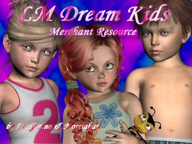 LM DREAM KIDS Merchant Resource