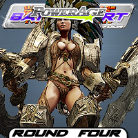 Battle Art R4 for V4/A4/G4/Elite/PowerGirl 3D Figure Assets 3D Models Legacy Discounted Content powerage