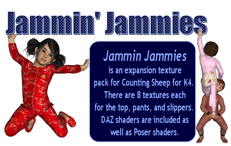 Jammin Jammies WildDesigns dcdfc6688