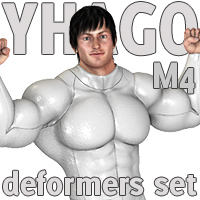 YhagoM4 3D Figure Essentials kaposer
