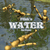 Flinks Water 3D Models Flink
