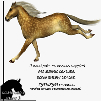 Equine Colors Vol. 3 3D Figure Essentials 3D Models solarisonline