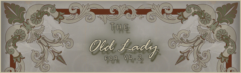 Old Lady for V4