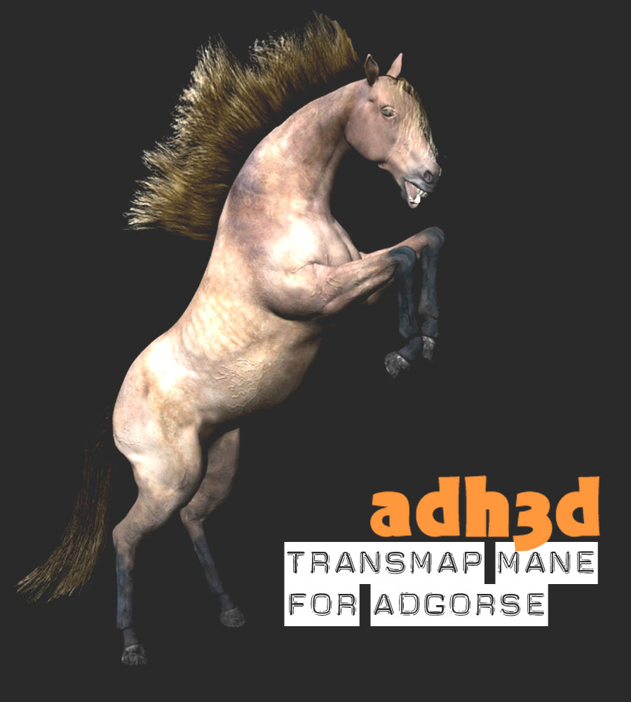 Transmap Mane for adHorse