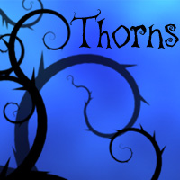 Thorns 3D Models 2D Graphics designfera