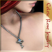The Celtic Rose Jewelry Set Clothing Props/Scenes/Architecture kaydream