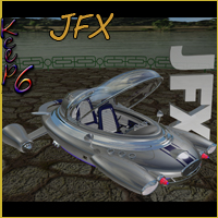 JFX Sky Ryder and Bay402 Bundle  chasfh