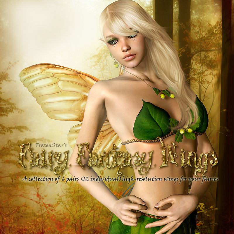 FS Fairy Fantasy Wings