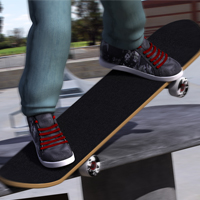 Skateboarding 3D Figure Essentials 3D Models RetroDevil