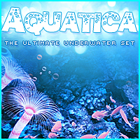 Aquatica: Backgrounds & Lights! Props/Scenes/Architecture Hair 2D And/Or Merchant Resources Sveva