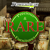 Precious & Rare Furnitures Props/Scenes/Architecture Themed powerage
