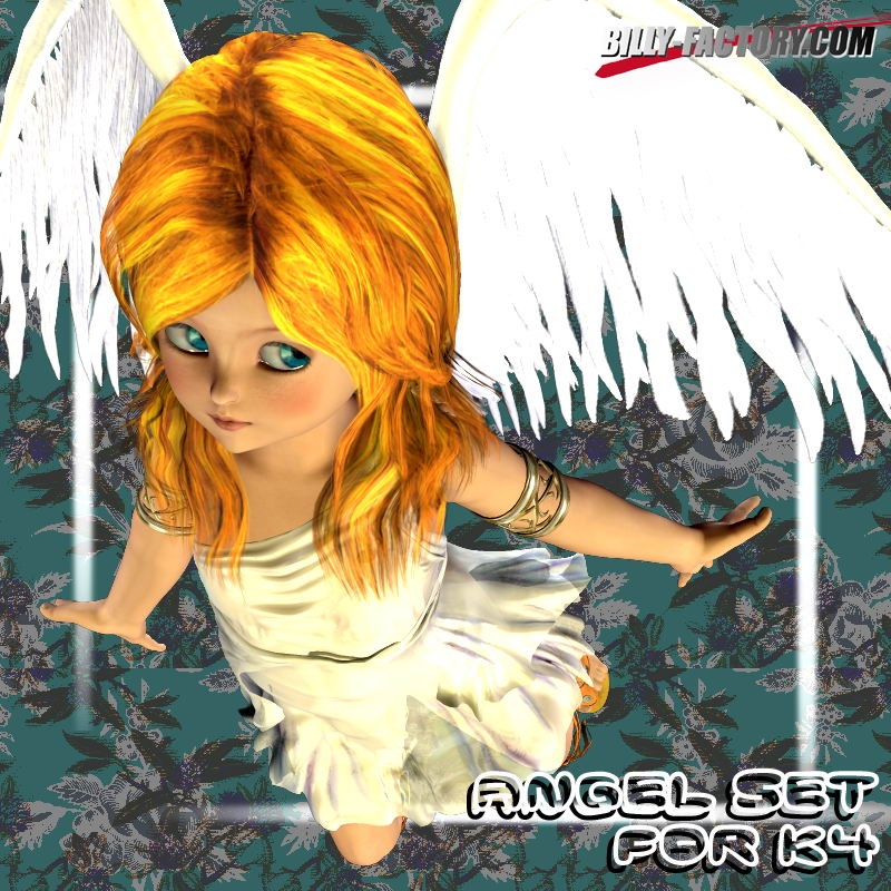K4 Angel Set
