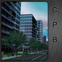 C.P.B.Contemporary Photovoltaic Buildings Props/Scenes/Architecture Themed whitemagus