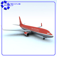 Aircraft 737 (for Vue) 3D Models VanishingPoint