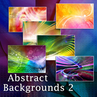 Abstract Backgrounds 2 2D Graphics Atenais