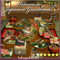 Japanese_Guest_House 3D Models sugatak