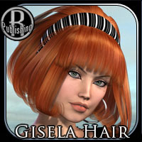 Gisela Hair Hair RPublishing