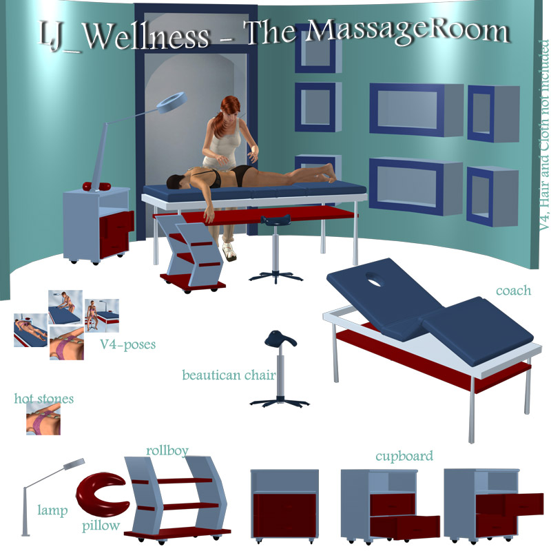 LJ_Wellness - Massageroom