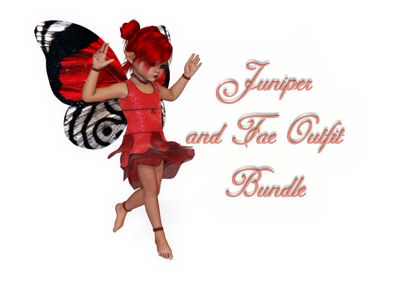 Juniper & Fae Outfit Bundle