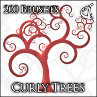 Curly Trees  Deskar