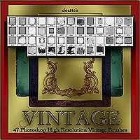 doarte's VINTAGE 2D And/Or Merchant Resources doarte