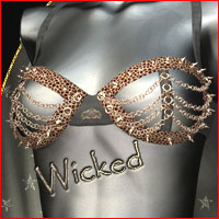 Wicked Spike N Chain Themed Clothing ArtOfDreams