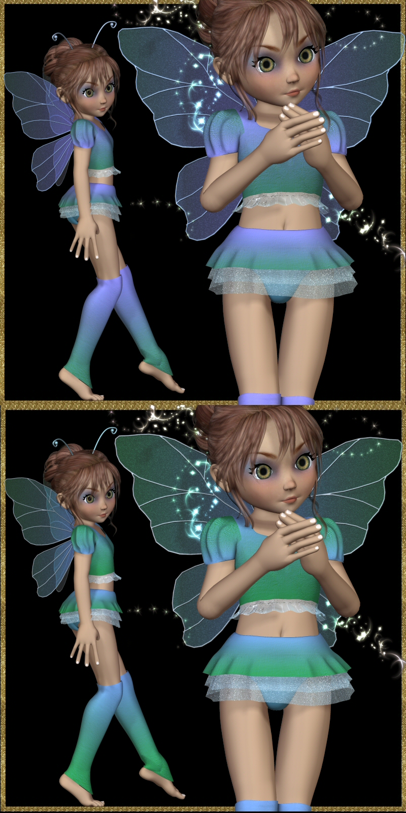 Sadie Outfit-2 Fairy