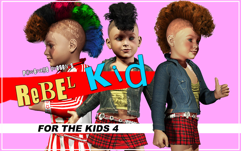 Rebel Kid for K4