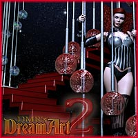 DMR's DreamArt 2 Props/Scenes/Architecture Software Themed Poses/Expressions Materials/Shaders Danie