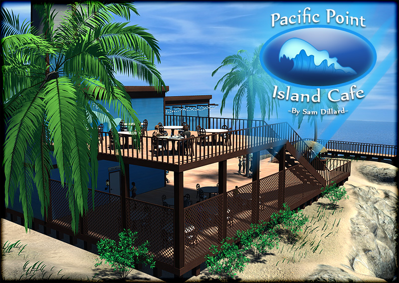 Pacific Point- Island Cafe