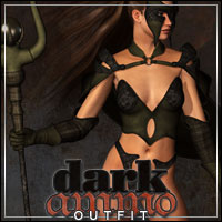 Dark Ammo 3D Figure Essentials 3D Models outoftouch