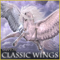 CWRW Classic Wings for the Winged Horse 3D Models cwrw