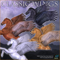 CWRW Classic Wings for the Winged Horse image 2