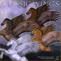 CWRW Classic Wings for the Winged Horse image 3
