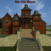 The Old Manor  Simon-3D