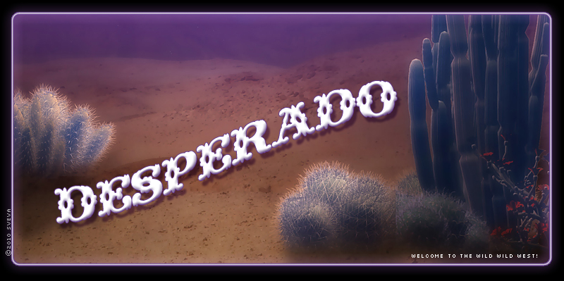 Desperado Backgrounds