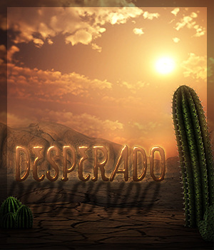 Desperado Backgrounds 2D Graphics Sveva
