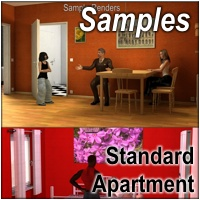 Standard Apartment by 3-D-C image 3
