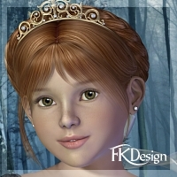 DivineHair III-Expansion for K4 by fabiana