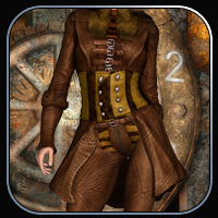 SteamPunk Captain Outfit V4,A4,G4 image 2