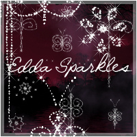 Edda Sparkles Themed 2D And/Or Merchant Resources Holly