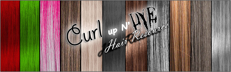 Curl up n' Dye: Hair Resource