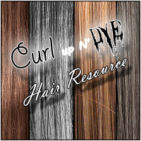 Curl up n' Dye: Hair Resource 2D Graphics ForbiddenWhispers