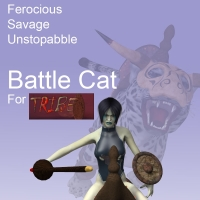 Battle Cat for Tribe  Fugazi1968
