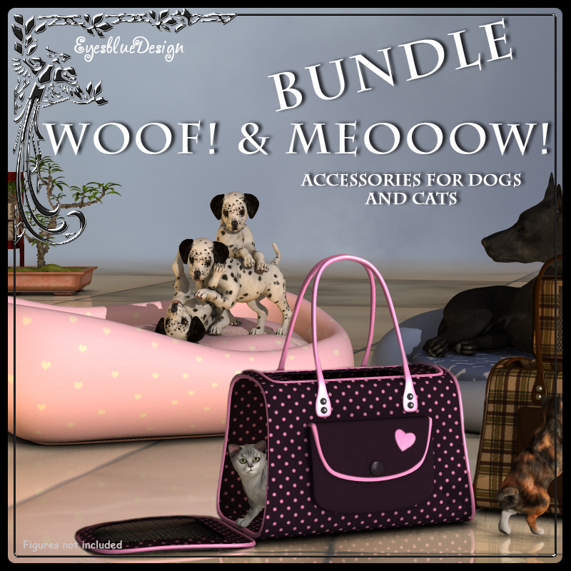Woof! & Meooow! Bundle