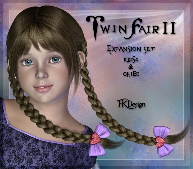 TwinFair II for Kids4