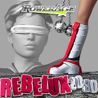 Rebelux2030 for V4/A4/G4/Elite/PowerGirl 3D Figure Assets 3D Models Legacy Discounted Content powerage