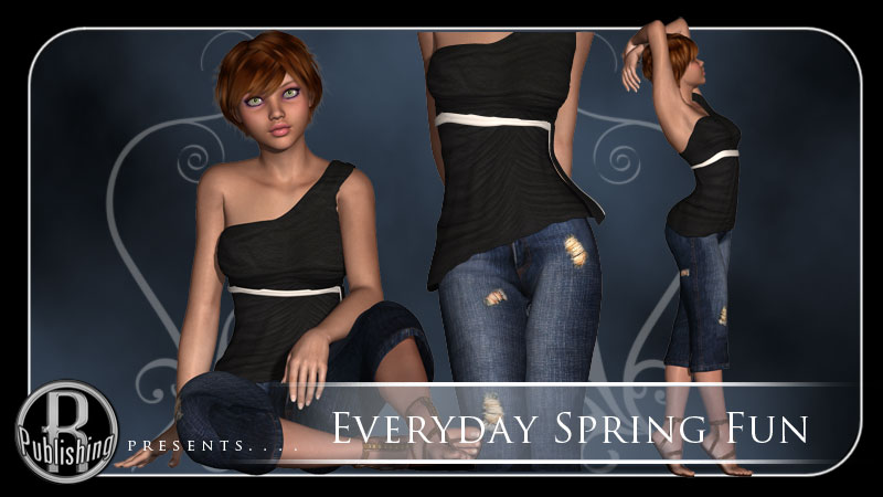 Everyday Spring Fun Clothes