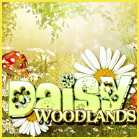 Daisy Woodlands Backgrounds 2D And/Or Merchant Resources Themed Sveva