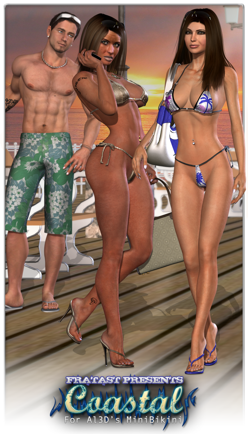 Coastal for Al3D's MiniBikini